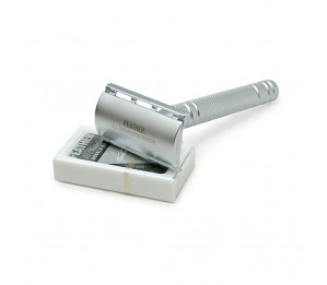 Feather All Stainless Razor (AS-D2)